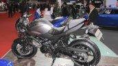 Suzuki SV650X side at the Tokyo Motor Show