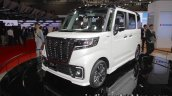 Suzuki Spacia Custom Concept at the Tokyo Motor Show