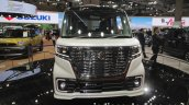 Suzuki Spacia Custom Concept front at the Tokyo Motor Show