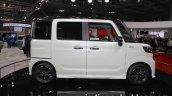 Suzuki Spacia Custom Concept side profile at the Tokyo Motor Show