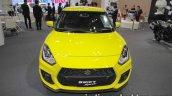 Suzuki Swift Sport front at 2017 Tokyo Motor Show