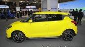 Suzuki Swift Sport side profile at 2017 Tokyo Motor Show