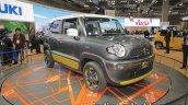 Suzuki Xbee Street Adventure concept front three quarters at 2017 Tokyo Motor Show