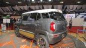 Suzuki Xbee Street Adventure concept rear three quarters at 2017 Tokyo Motor Show