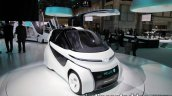 Toyota Concept-i Ride front at 2017 Tokyo Motor Show front angle