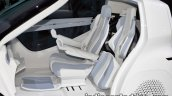 Toyota Concept-i Ride front at 2017 Tokyo Motor Show front seat