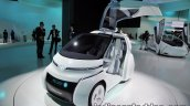 Toyota Concept-i Ride front at 2017 Tokyo Motor Show front three quarters