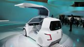 Toyota Concept-i Ride front at 2017 Tokyo Motor Show rear three quarters