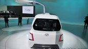 Toyota Concept-i Ride front at 2017 Tokyo Motor Show rear