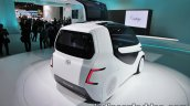 Toyota Concept-i Ride front at 2017 Tokyo Motor Show side rear angle