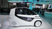 Toyota Concept-i Ride front at 2017 Tokyo Motor Show side