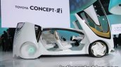 Toyota Concept-i profile at 2017 Tokyo Motor Show