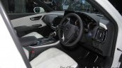Toyota Crown concept at 2017 Tokyo Motor Show dashboard angle