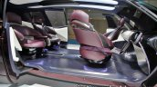 Toyota Fine-Comfort Ride Concept at the 2017 Tokyo Motor Show cabin