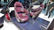 Toyota Fine-Comfort Ride Concept at the 2017 Tokyo Motor Show front seat
