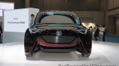 Toyota Fine-Comfort Ride Concept at the 2017 Tokyo Motor Show front