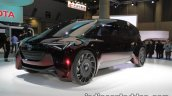 Toyota Fine-Comfort Ride Concept at the 2017 Tokyo Motor Show left front three quarters