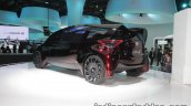 Toyota Fine-Comfort Ride Concept at the 2017 Tokyo Motor Show left rear three quarters