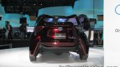 Toyota Fine-Comfort Ride Concept at the 2017 Tokyo Motor Show rear view