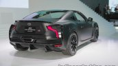 Toyota GR HV SPORTS concept rear three quarters right at the 2017 Tokyo Motor Show
