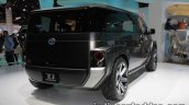 Toyota Tj Cruiser concept at the 2017 Tokyo Motor Show right rear three quarters