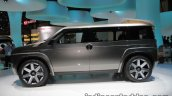 Toyota Tj Cruiser concept at the 2017 Tokyo Motor Showleft side view