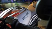 Triumph Street Triple RS Triump badge