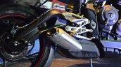 Triumph Street Triple RS exhaust