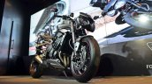 Triumph Street Triple RS front three quarters low