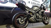 Triumph Street Triple RS rear three quarters low