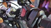 Triumph Street Triple RS switchgear right