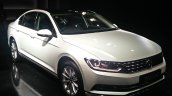 VW Passat front three quarters