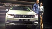 VW Passat front view