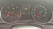 VW Passat instrument console