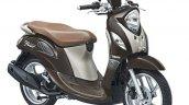 Yamaha Fino 125 Premium Brown