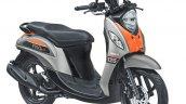 Yamaha Fino 125 Sporty Grey Yellow