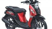 Yamaha Fino 125 Sporty Red Black