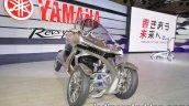 Yamaha MWC-4 front three quarters at 2017 Tokyo Motor Show