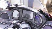 Yamaha Star Venture dashboard at the Tokyo Motor Show