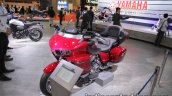 Yamaha Star Venture front three quarters at the Tokyo Motor Show