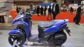 Yamaha Tricity 155 left side at 2017 Tokyo Motor Show