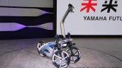 Yamaha Tritown front three quarters at 2017 Tokyo Motor Show