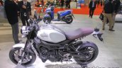 Yamaha XSR900 left side at 2017 Tokyo Motor Show