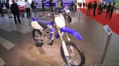 Yamaha YZ450F front three quarters right side at 2017 Tokyo Motor Show
