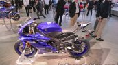 Yamaha YZF-R6 left side at 2017 Tokyo Motor Show