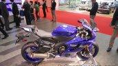 Yamaha YZF-R6 profile at 2017 Tokyo Motor Show