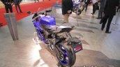 Yamaha YZF-R6 rear three quarters at 2017 Tokyo Motor Show