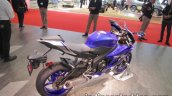 Yamaha YZF-R6 rear three quarters right side at 2017 Tokyo Motor Show