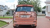 custom Maruti Ertiga rear rose gold image