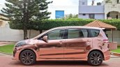 custom Maruti Ertiga side rose gold image